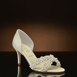 Charlotte By Something Bleu Choose From The Largest Selection Of Wedding Shoes Top Designers At My Gl Slipper In Stock Styles Ship Same Day
