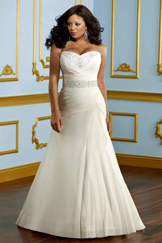 Plus Size Wedding Guest Dresses: plus size wedding dress designers ...