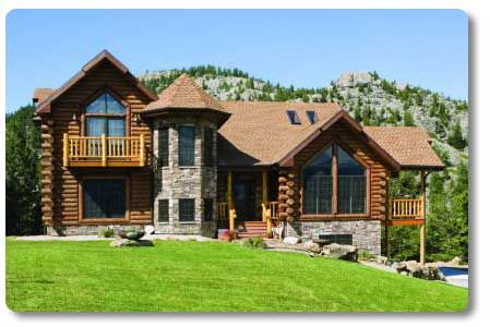 Expedition Log Homes\' Montana and Wyoming Representative, http://www ...