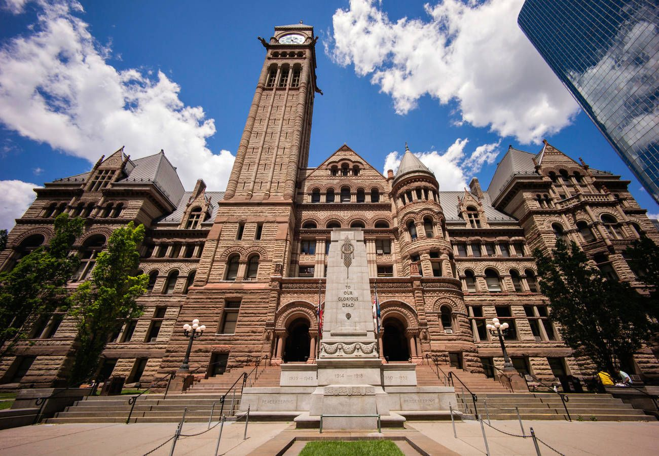 Toronto Might Turn Old City Hall Into A Museum And Library