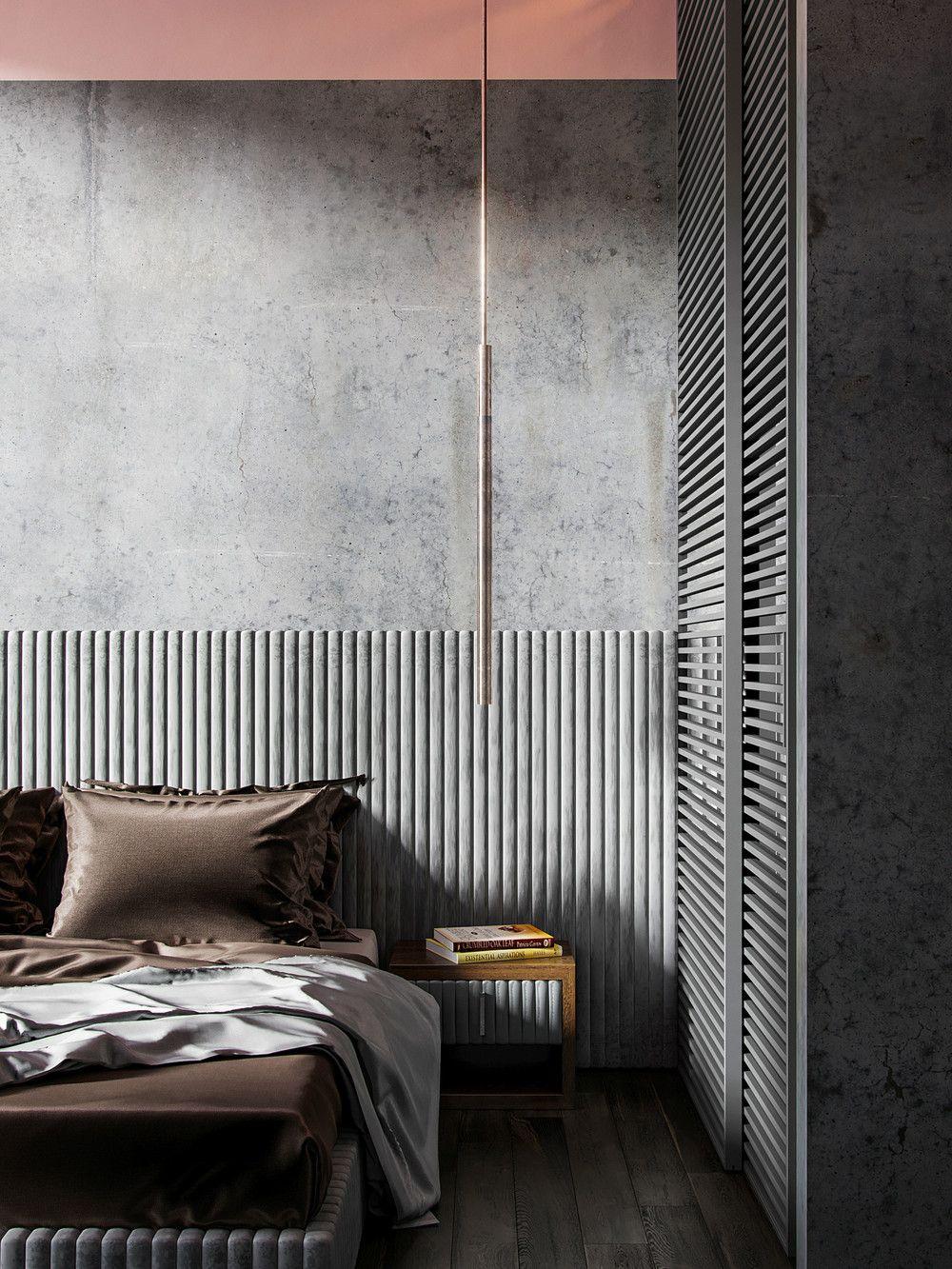 "Apartment, автор Андрей Баринов, конкурс ""loft vs neo loft ..."