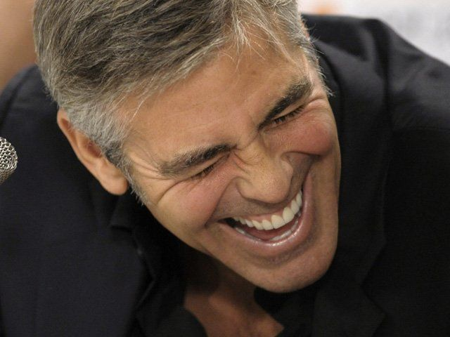George Clooney Loves How Chrissy Teigen Deals With Trolls