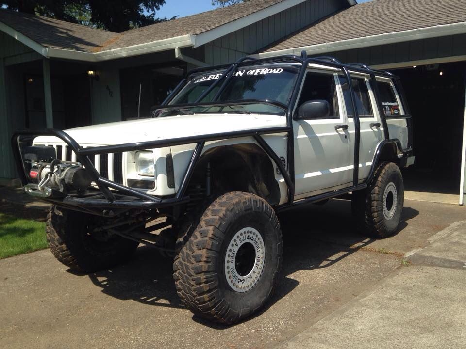 Exoskeleton Exo Cage Jeep Xj Jeep Truck Jeep Xj Jeep