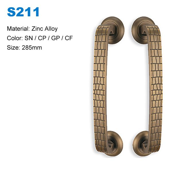 wood door pullrecessed pull handledoor handlezamak door handle