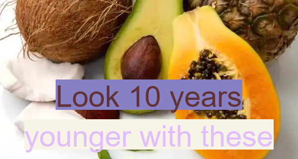 Photo of Look 10 years younger with these 5 home remedies!