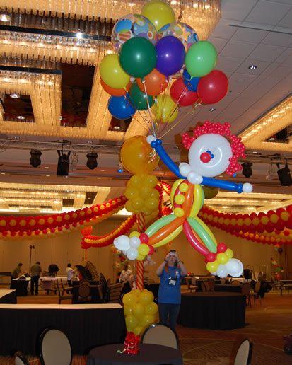 circus balloons - Google Search