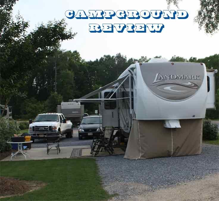 best loved 39966 2d041 Campground Review  Capital City RV Park, Montgomery, AL   Heartland RVs Blog