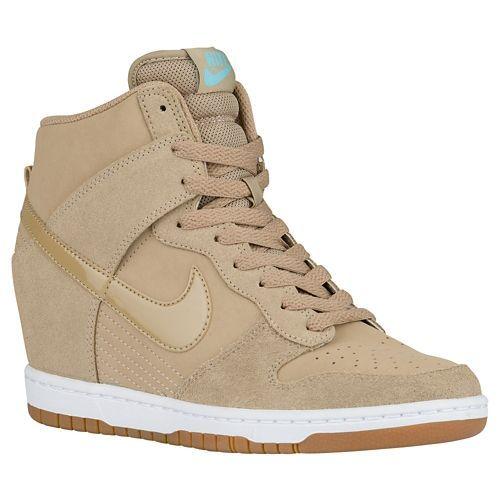 9682debce271 Nike Dunk Sky Hi - Desert Camo Sail Gum Med Brown Desert Camo ...