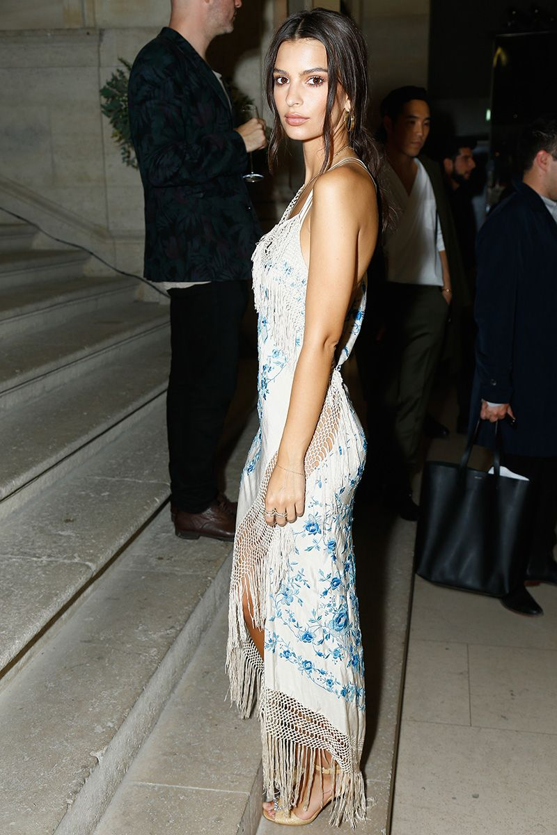 99c637370f In A Fringe Dress - At the Atelier Swarovski By Jason Wu dinner in Paris