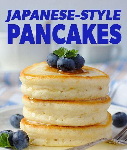 Japanese Hot Cake Opskrift I 2019 Cooking Tips Comida Postres