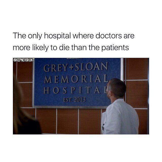 TRUE #greysanatomyr | Grey\'s Anatomy | Pinterest | Anatomía de grey ...
