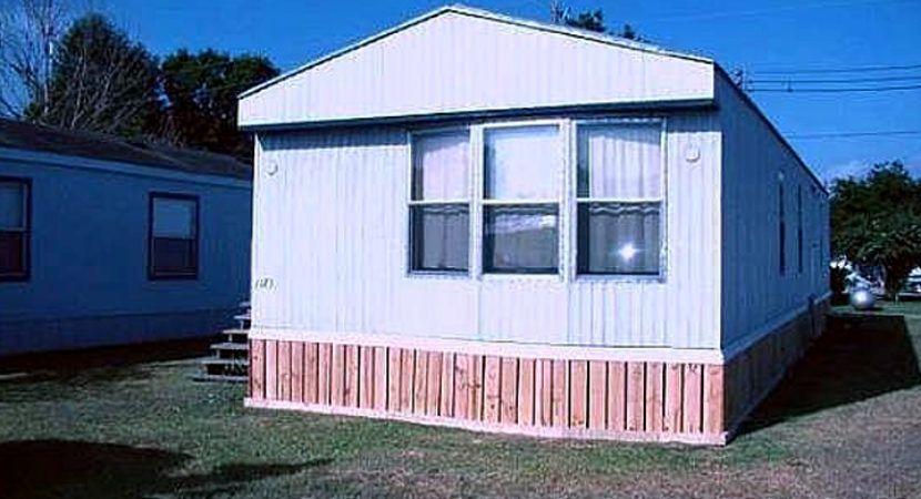 25 Delightful Mobile Home Skirting Options Mobile Home Skirting