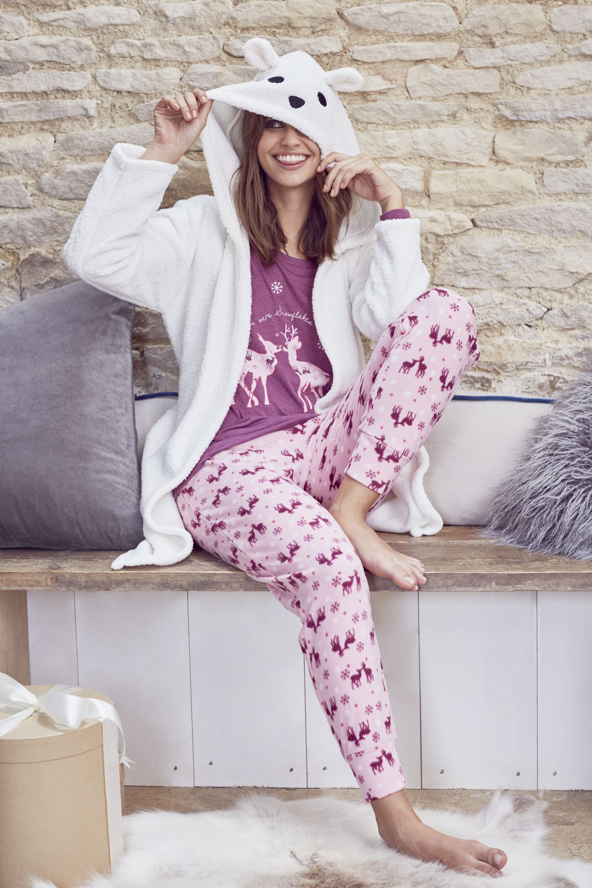 Not just for the kids...what better time of year to wrap up in fun PJs for  the grownups too  a47a0bf92