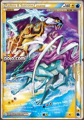 photo regarding Printable Pokemon Cards Mega Ex named Printable Mythical Pokemon Playing cards Raikou Suicune Legend