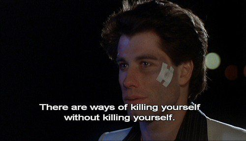 Tony Manero Saturday night Fever   Quotes   Fever quotes, Night