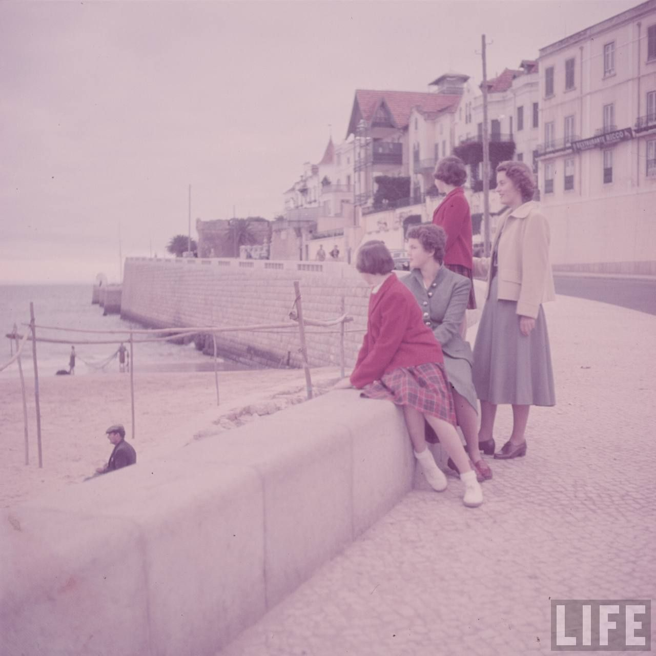 Cascais, Portugal taken by Gordon Parks
