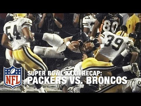 e77be8407 Super Bowl XXXII  Packers vs. Broncos ( 5)