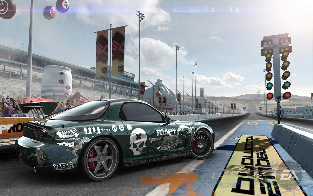 Need For Speed Pro Street Wallpaper Nfs Pro Street Games Need
