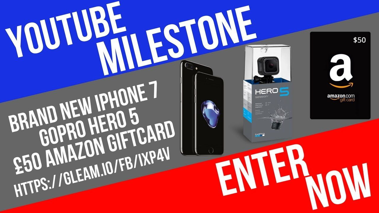Subscriber Giveaway Competition giveaway, Giveaway