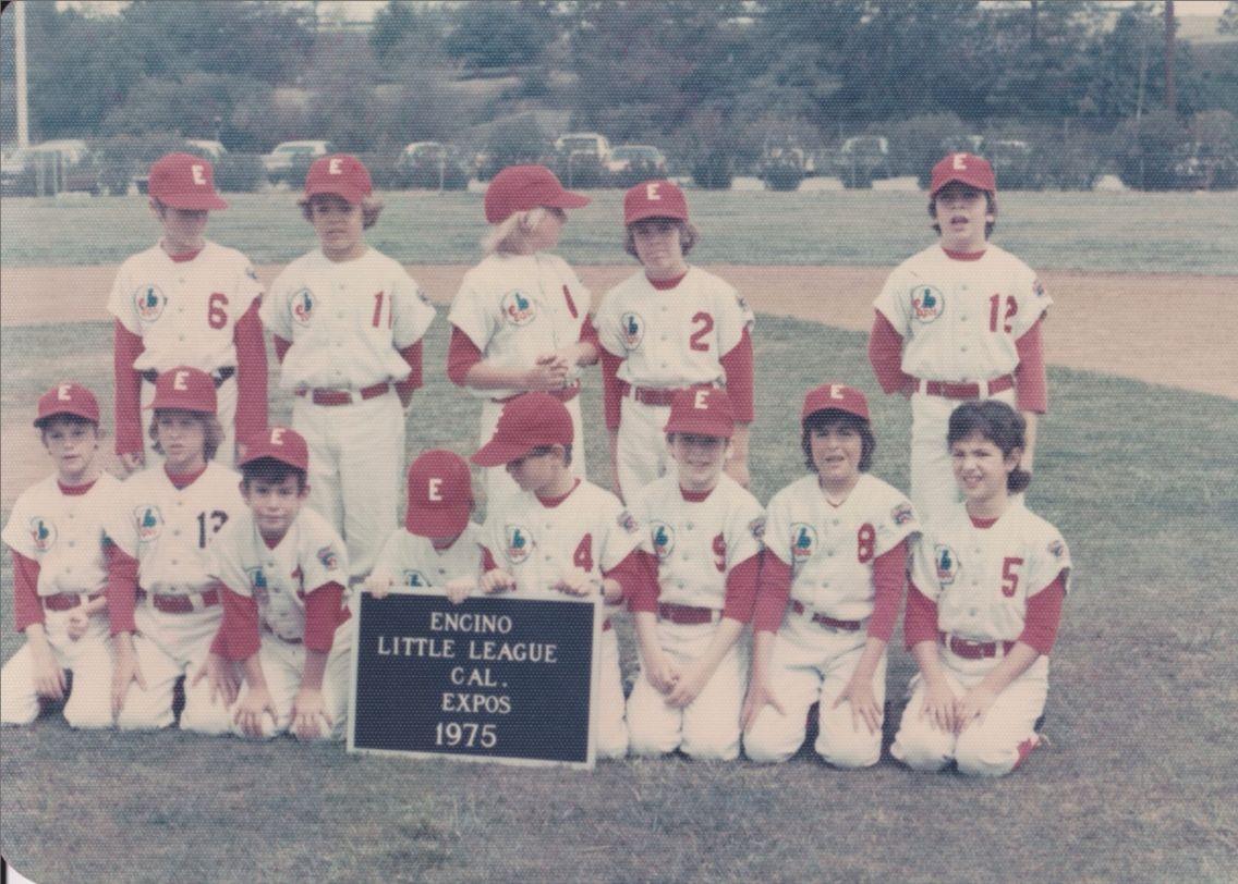 Encino Little League 1975 Little league, League, Encino