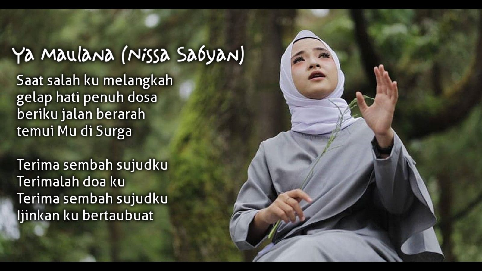 download lagu ya maulana nissa sabyan mp3 | hits music di 2018