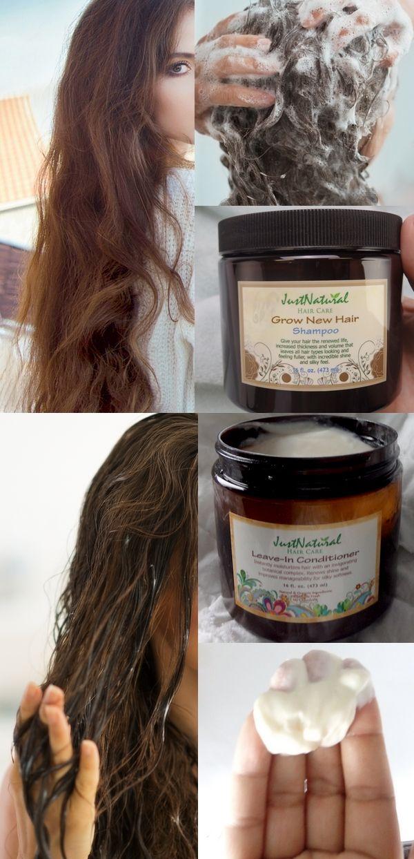 GNew Hair shampoo Scalp Men's Hair Just Nutritive