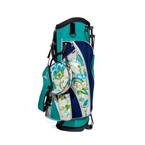Here s our Posy Sassy Caddy Ladies Golf Stand Bag! Find plenty of Golf  Essentials here at bc5ec65563edf