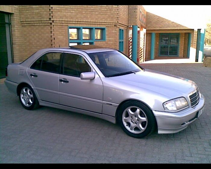 1998 mercedes benz c class c230 kompressor sport http for Mercedes benz c class sale