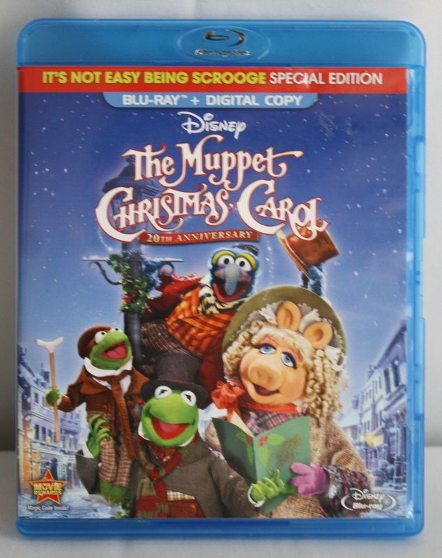 The Muppet Christmas Carol (Blu-ray Disc, 2012, 2-Disc Set, 20th ...