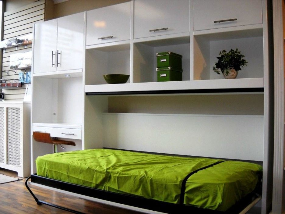 Plan And Organize Storage Wall Units For Bedrooms : Creative Small