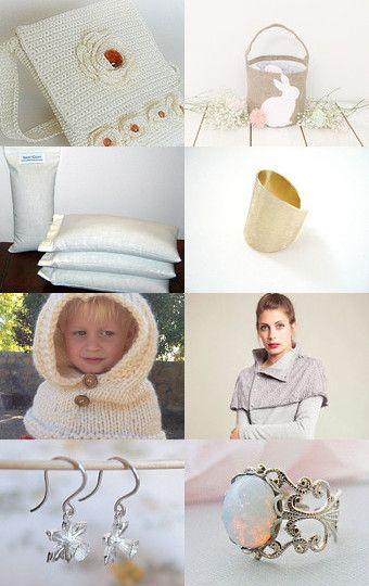 Spring Gift by Sarmite on Etsy--Pinned+with+TreasuryPin.com