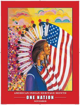 Native American Heritage Month Posters | DiversityStore ...