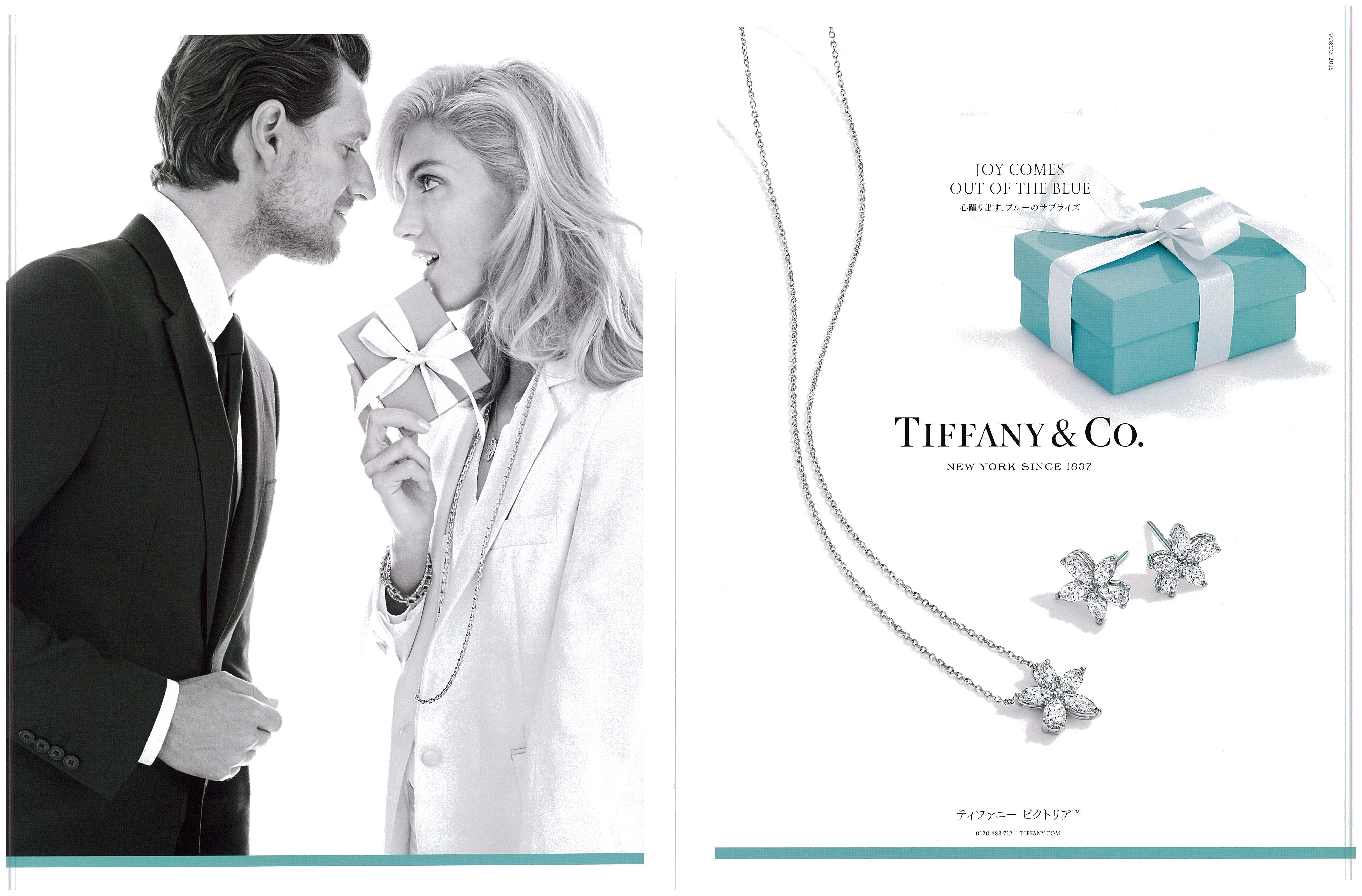 Tiffany & Co. Atlas Jewelry Campaign 2014 | Daria werbowy, Tiffany and  Campaign