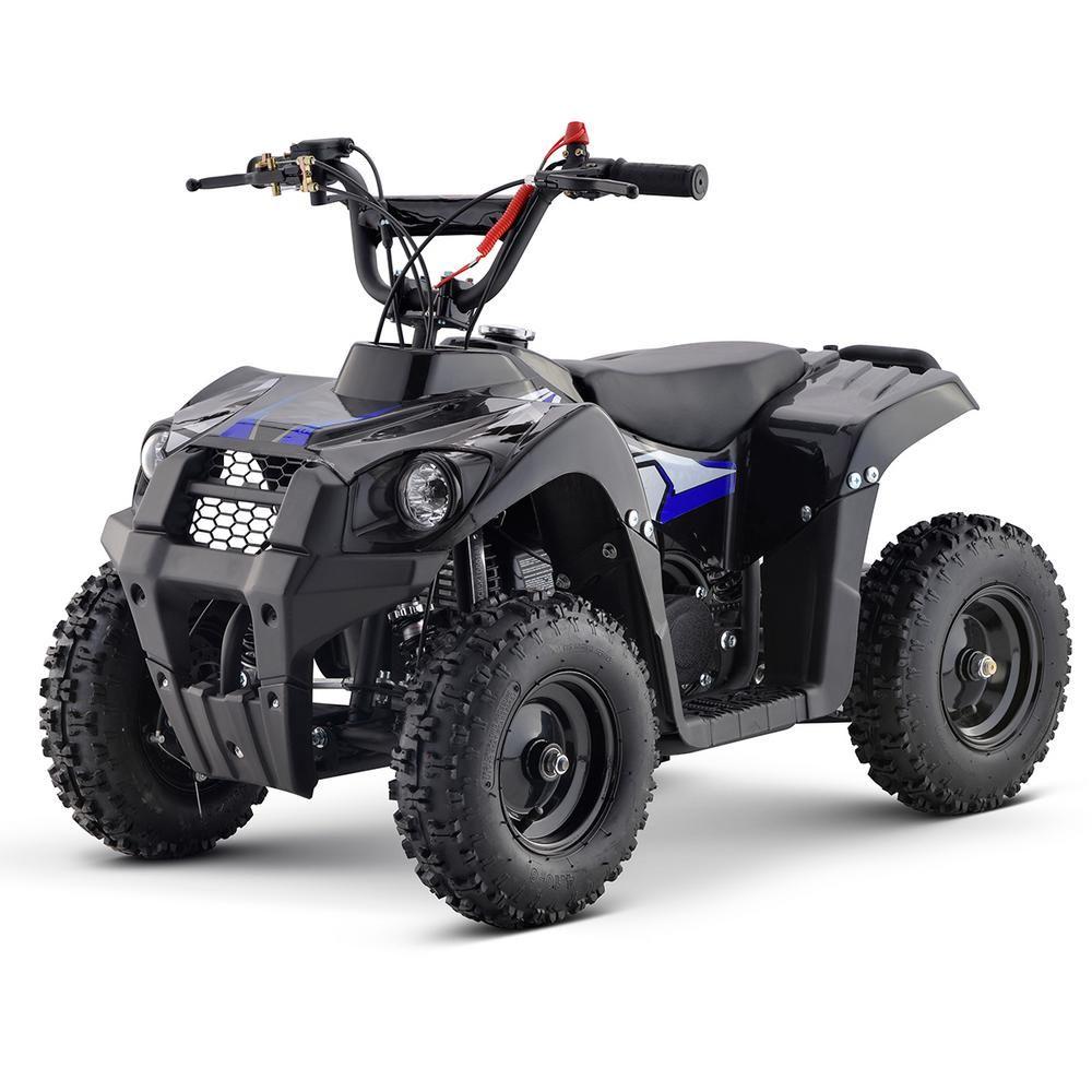 Xtremepowerus 40 Cc 4wd 4 Stroke Gas Powered Mini Atv Ride On Bike