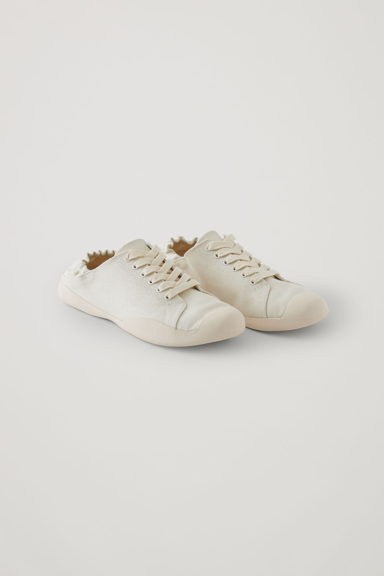 ORGANIC COTTON CANVAS SNEAKERS in 2020