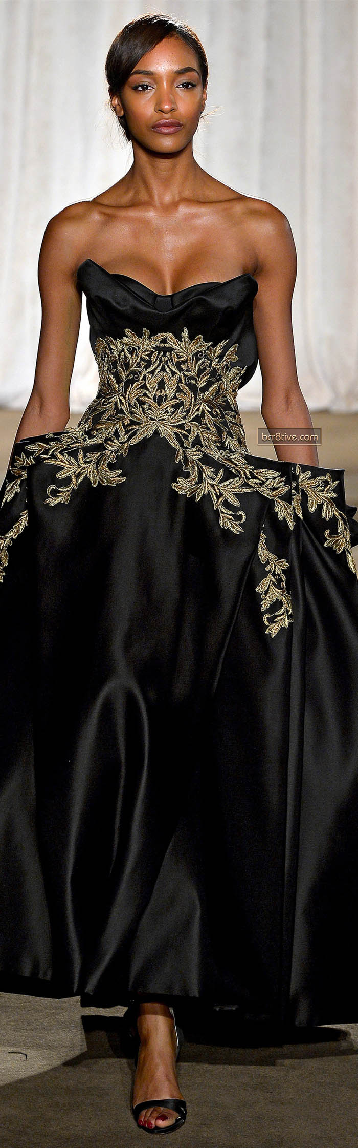 Marchesa Fall Winter 2013 New York Fashion Week