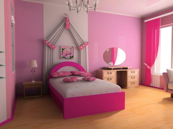 Pink Bedroom Designs For Adults Captivating 201 Fun Kids Bedroom Design Ideas For 2018  Pink Bedrooms Pink Decorating Inspiration