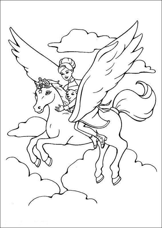 Ausmalbilder Einhorn Mit Feen Feen Unicorn Einhorn Einhorn Zum Ausmalen Ausmalbilder Ausmalbilder Einhorn