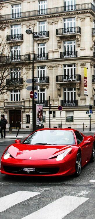 Ferrari - Paris   LadyLuxury7