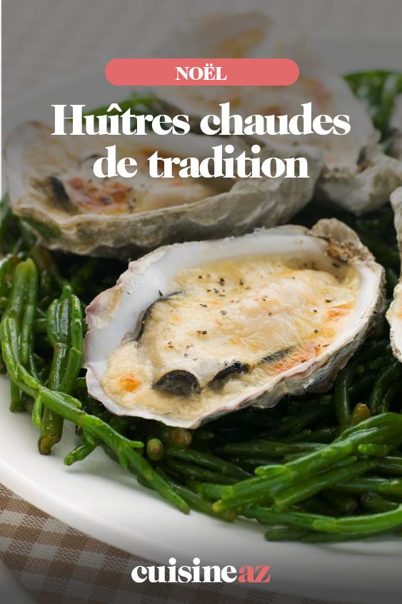 Huîtres chaudes de tradition #recettesympa
