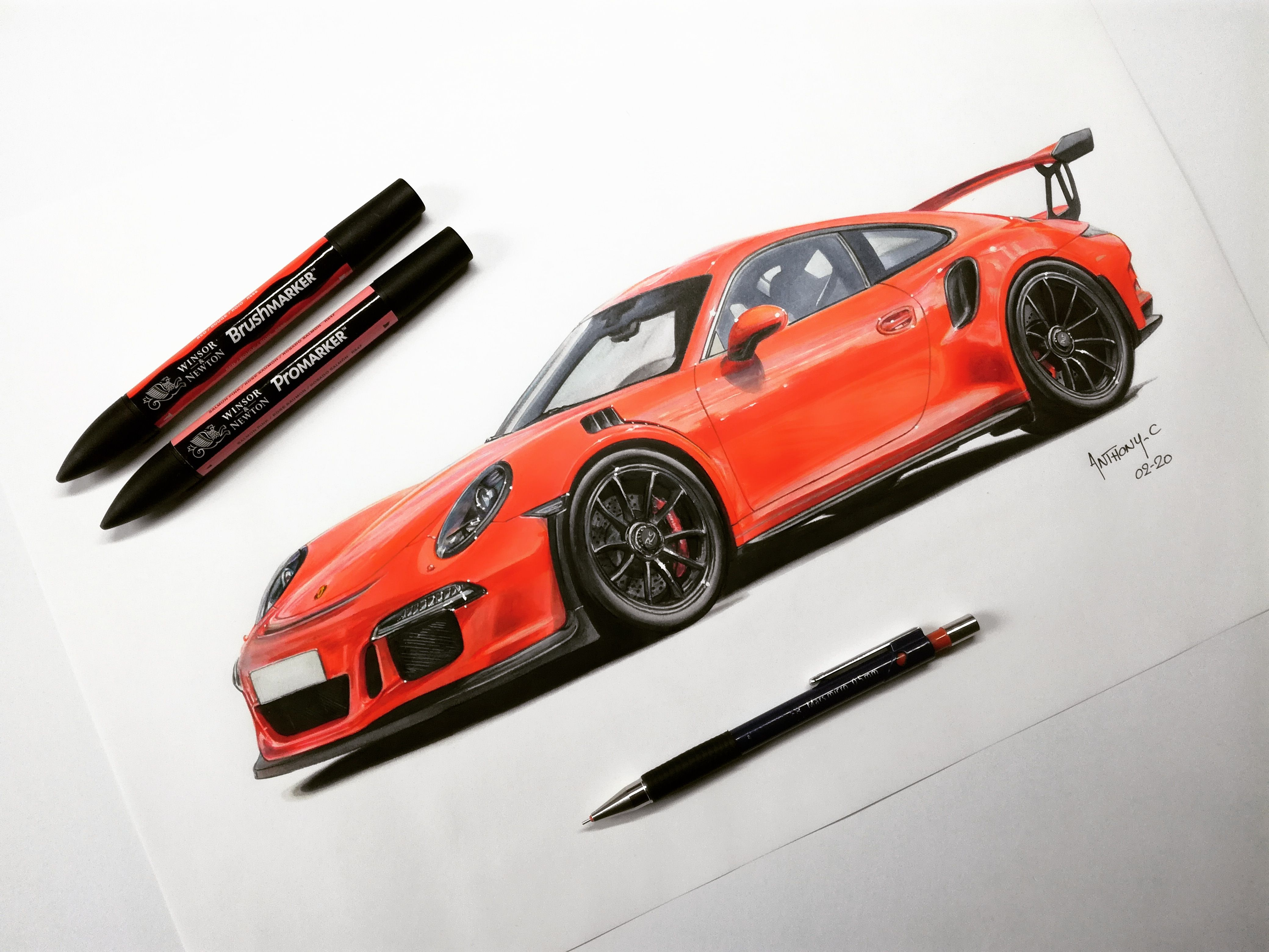 Pin By Castel On Racine Art Car Porsche Lexus Cars