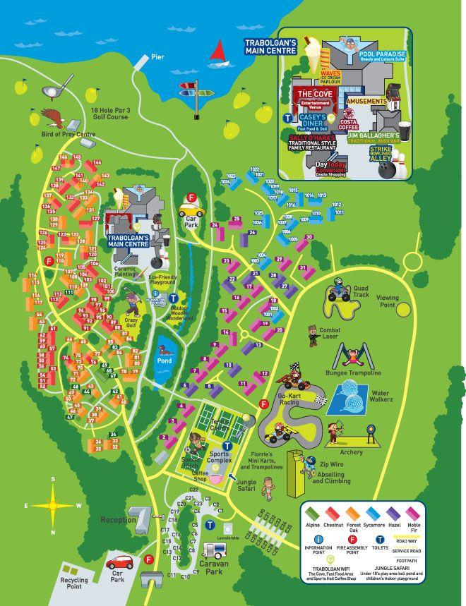 golf clash courses maps