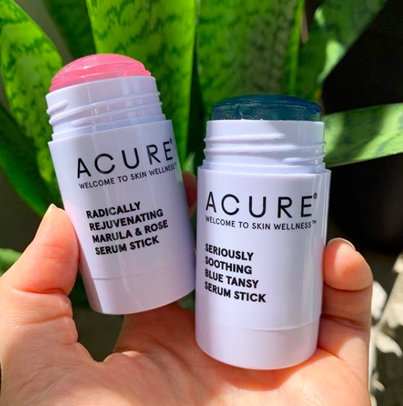 SERUM STICKS Stick It To Dull/dry Skin With These Two