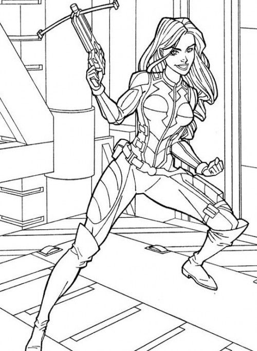 gi joe army girl coloring pages  coloring pages for girls