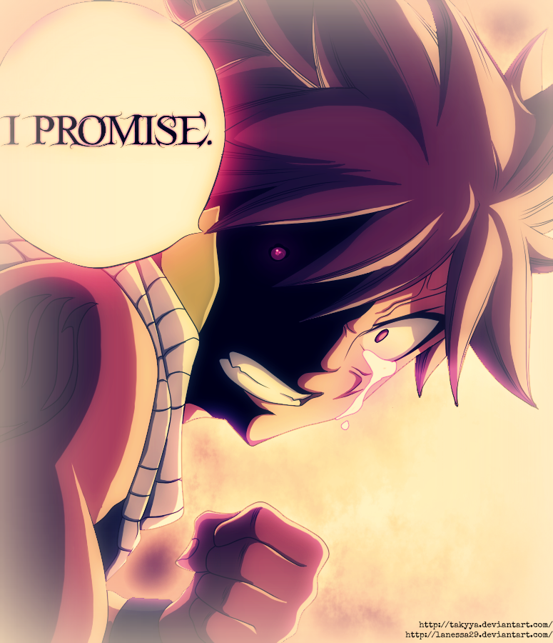 He'll never break his promise to anyone