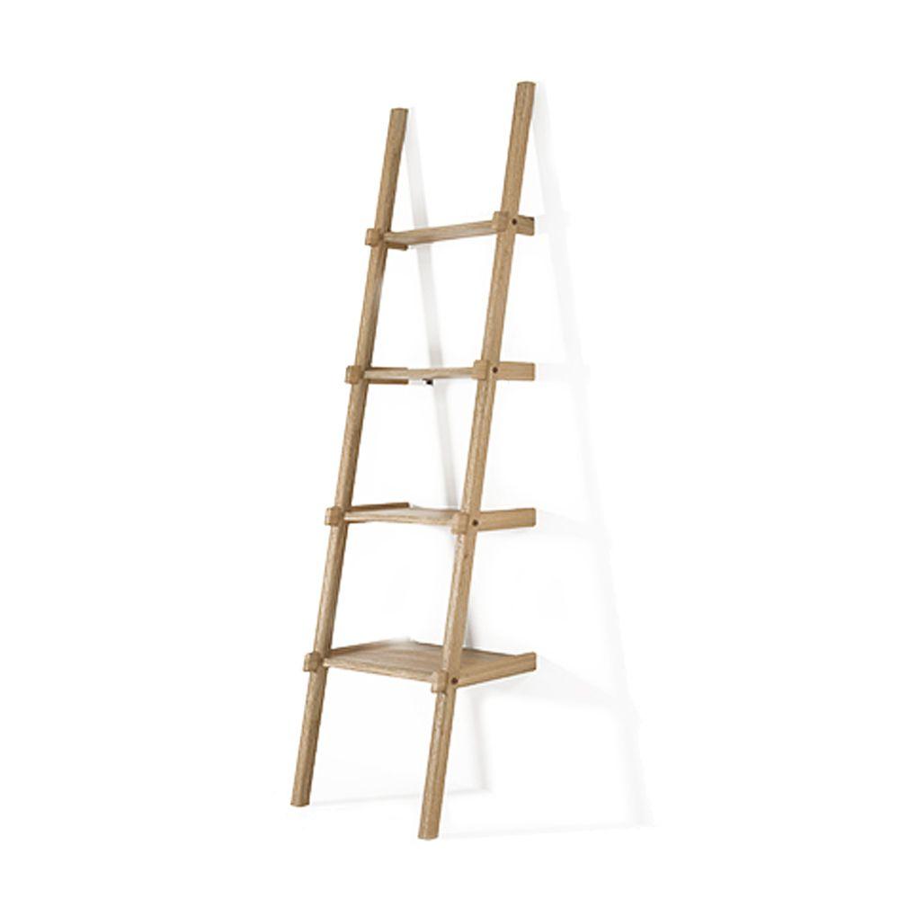 Build A Ladder Bookshelf Bookshelves Diy A Frame Bookshelf Diy Bookshelf Design