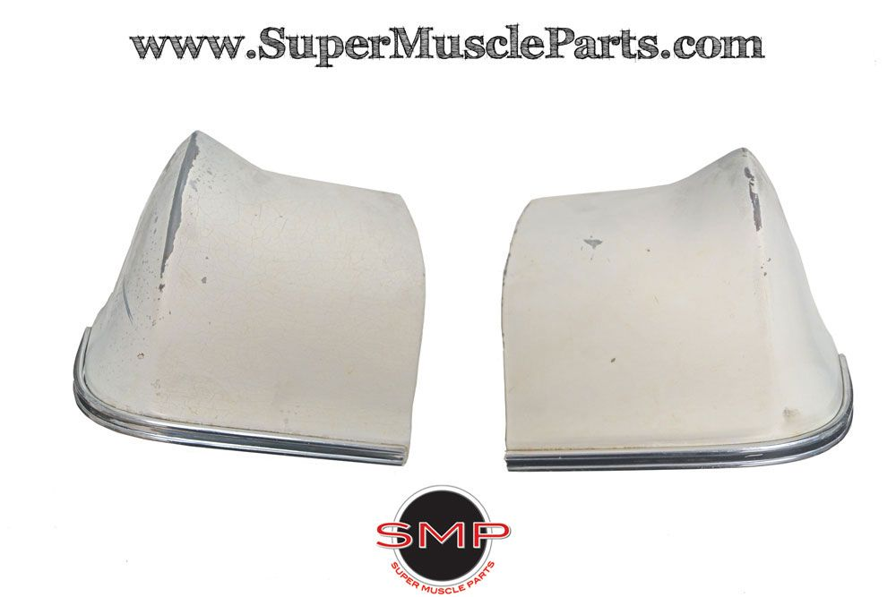 4 Sale Quarter Panel Extension 1966 Impala With Molding Used