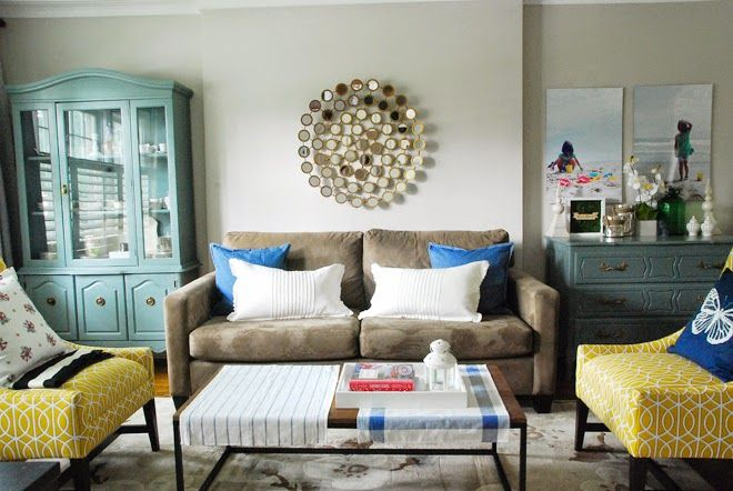 Brown Sofa Living Room Ikea Pillow Blanket Yellow Blue  Dream Fair Brown Sofas In Living Rooms Inspiration