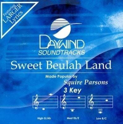 Sweet Beulah Land (Audio CD)