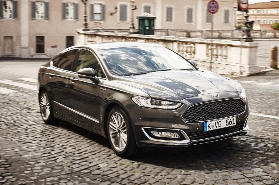 2015 Ford Mondeo Vignale 2 0 Tdci 180 Awd Review Ford Mondeo